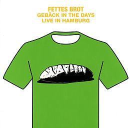 Fettes Brot CD + DVD Gebäck In The Days - Live In Hamburg