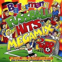 Ballermann Fussball Hits MegamiX 2018