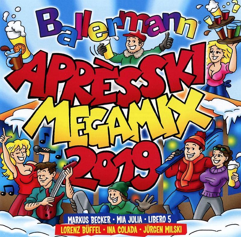 Ballermann Apres Ski Megamix 2019 Various Artists Acheter Cd