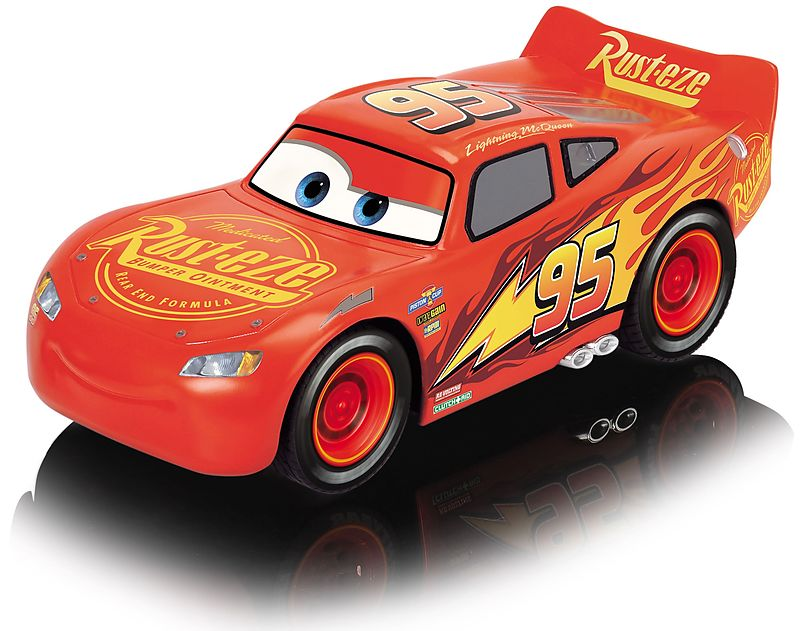 dickie 203088001 disney cars 3 rc hero lightning. Black Bedroom Furniture Sets. Home Design Ideas