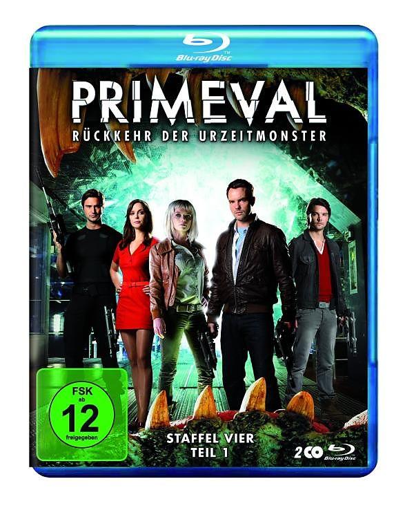 Primeval: Rückkehr Der Urzeitmonster - 4.1 Staffel