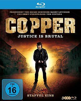 Copper - Justice Is Brutal - 1. Staffel Blu-ray