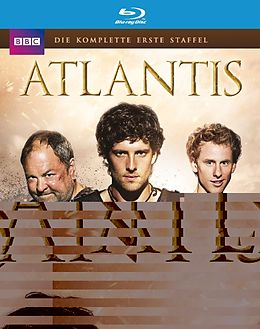 Atlantis - Staffel 1 Blu-ray