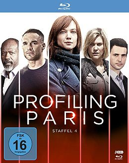 Profiling Paris - Staffel 4 Blu-ray