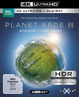 Planet Erde II: Eine Erde - viele Welten Blu-ray UHD 4K + Blu-ray