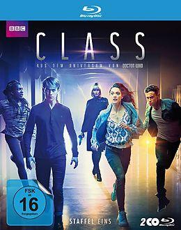 Class - 1. Staffel Blu-ray