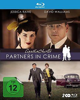 Agatha Christie: Partners In Crime Blu-ray