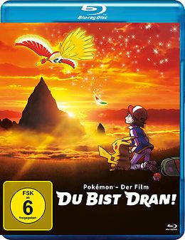 Pokémon - Der Film: Du bist dran! Blu-ray