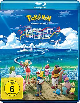 Pokemon - Der Film: Die Macht In Uns Blu-ray