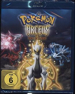 Pokemon - Arceus Und Das Juwel Des Lebens Blu-ray
