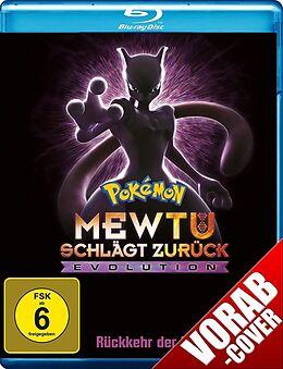 Pokemon: Mewtu Schlägt Zurück Blu-ray