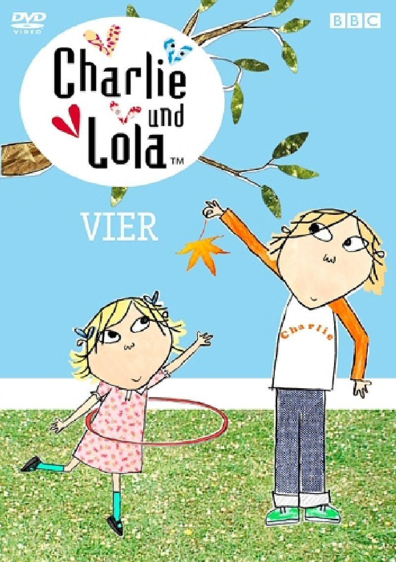 Charlie und Lola - Vier [Version allemande]