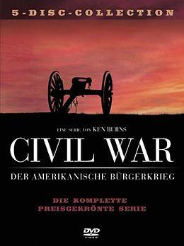 Civil War - Der Amerikanische Bürgerkrieg DVD