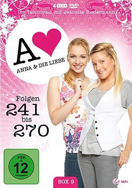 Anna und die Liebe - Box 9 DVD