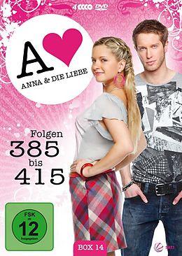 Anna und die Liebe - Box 14 - Folgen 385-415 DVD