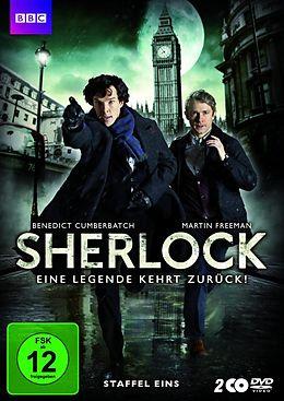 Sherlock - Staffel 01 [Version allemande]
