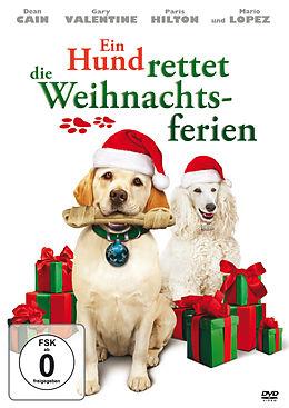 Ein Hund rettet die Weihnachtsferien DVD