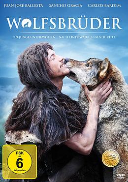 Wolfsbrüder - Ein Junge unter Wölfen. Nach einer wahren Geschichte. DVD