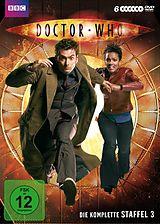 Doctor Who - Staffel 03 [Versione tedesca]