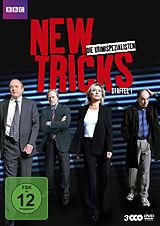 New Tricks - Die Krimispezialisten - Staffel 01 [Versione tedesca]