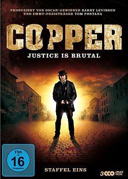 Copper - Justice is brutal - Staffel 01 DVD