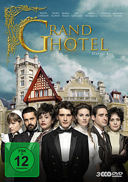 Grand Hotel - Staffel 04 DVD