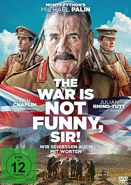 The War Is Not Funny, Sir! - Wir schiessen auch mit Worten DVD