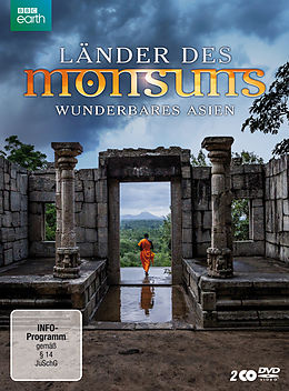 Magie des Monsuns - Wunderbares Asien [Versione tedesca]