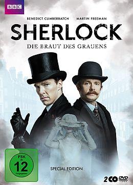 Sherlock - Die Braut des Grauens DVD