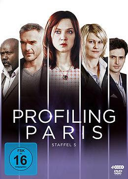 Profiling Paris - Staffel 05 DVD