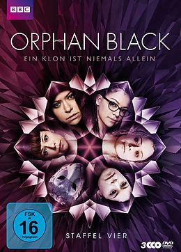 Orphan Black - Staffel 04 [Version allemande]
