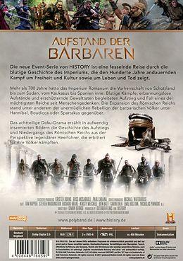 Aufstand der Barbaren - Die Geschichte der grössten Rebellen des Römischen Reichs DVD