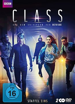 Class - Staffel 01 DVD