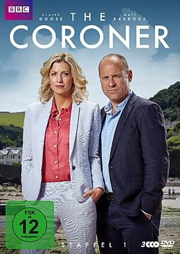 The Coroner - Staffel 01 DVD