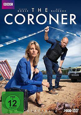 The Coroner - Staffel 02 DVD