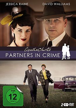Agatha Christie - Partners in Crime DVD