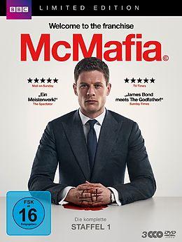 Mcmafia - Staffel 1 - Limited Edition [Versione tedesca]