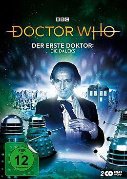 Doctor Who - Der Erste Doktor: Die Daleks DVD