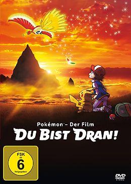 Pokémon - Der Film: Du bist dran! DVD
