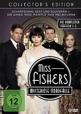 Miss Fishers mysteriöse Mordfälle - Die kompletten Staffeln 1-3 DVD