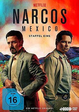 Narcos: Mexico - Staffel 01 DVD