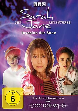 The Sarah Jane Adventures - Invasion der Bane - Staffel 01 DVD