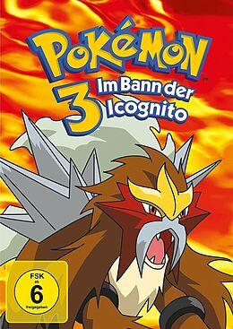 Pokmon 3 - Im Bann der Icognito DVD