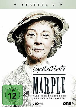 Agatha Christie - Marple - Staffel 02 DVD