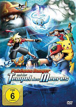 Pokmon Ranger und der Tempel des Meeres DVD
