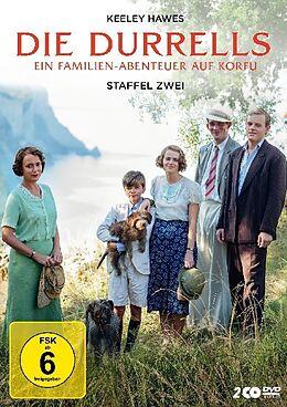 Die Durrells - Ein Familien-Abenteuer auf Korfu - Staffel 02 DVD