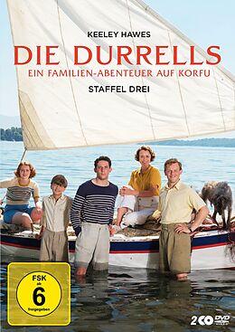 Die Durrells - Ein Familien-Abenteuer auf Korfu - Staffel 03 DVD
