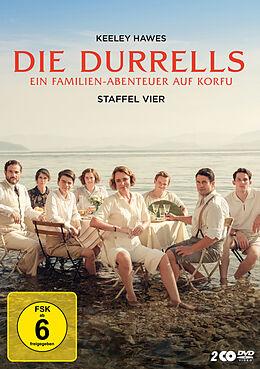 Die Durrells - Ein Familien-Abenteuer auf Korfu - Staffel 04 DVD