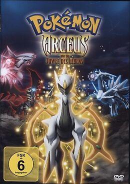 Pokmon - Arceus und das Juwel des Lebens DVD
