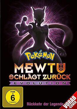 Pokmon: Mewtu schlägt zurück - Evolution DVD